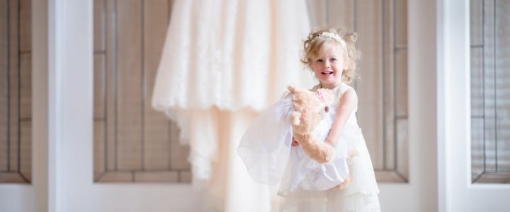 Help Little Ones Feel More Confident with a Luxury Party Dress for Children